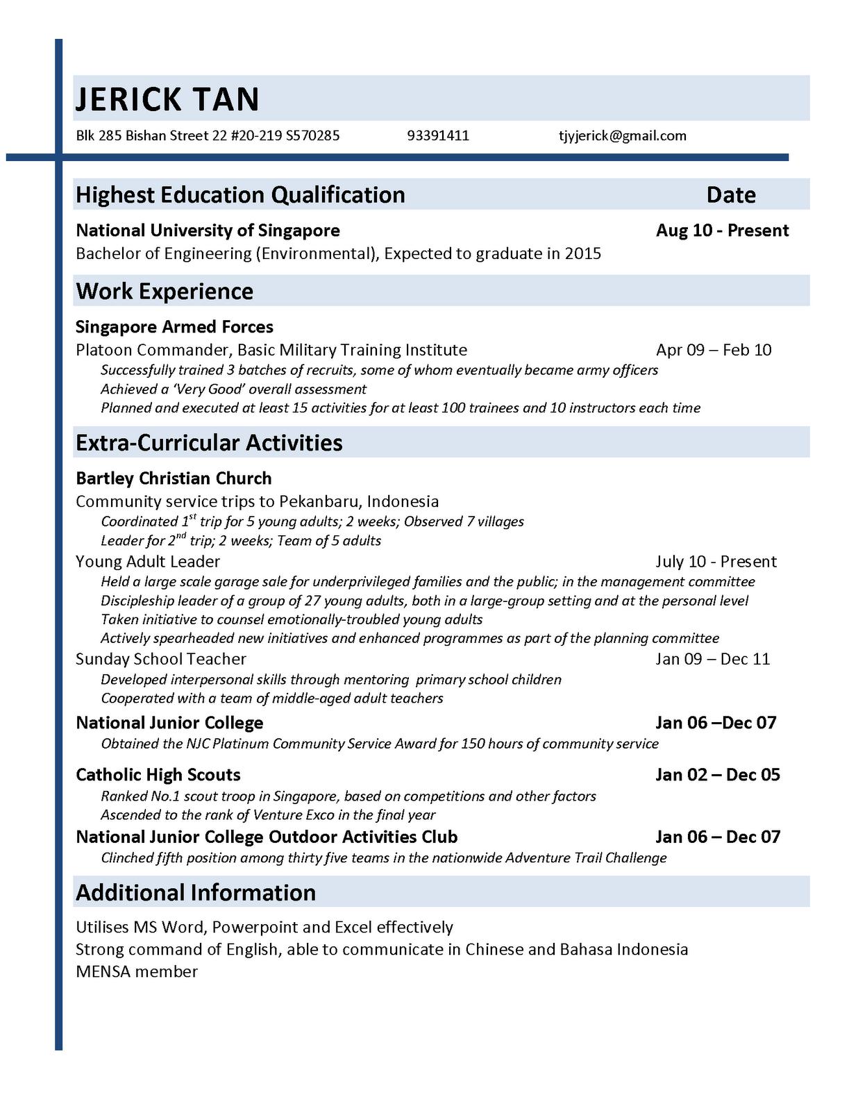 draft resume example resume format  draft