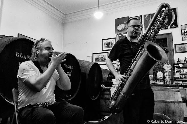 © R.Domínguez - Ericson-Nästesjö-Berre trio ft Ferran Besalduch