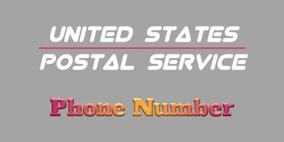 USPS Number, USPS Customer Service Number