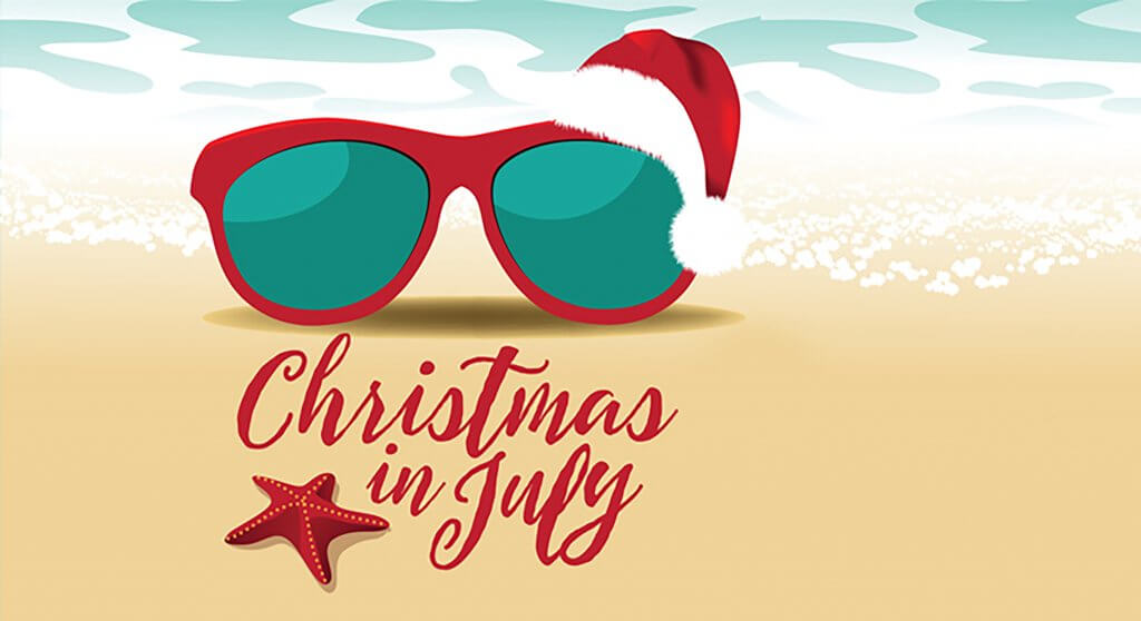 Happy Christmas In July Images.What Makes Me Happy Christmas In July Starts Tomorrow