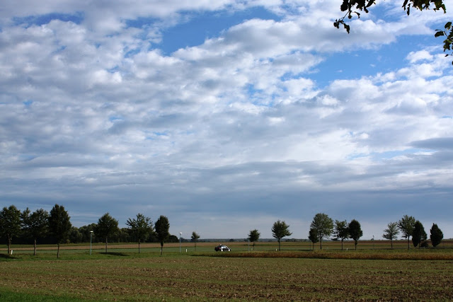 Weit ist der Himmel über dem Burgenland © Copyright Monika Fuchs, TravelWorldOnline