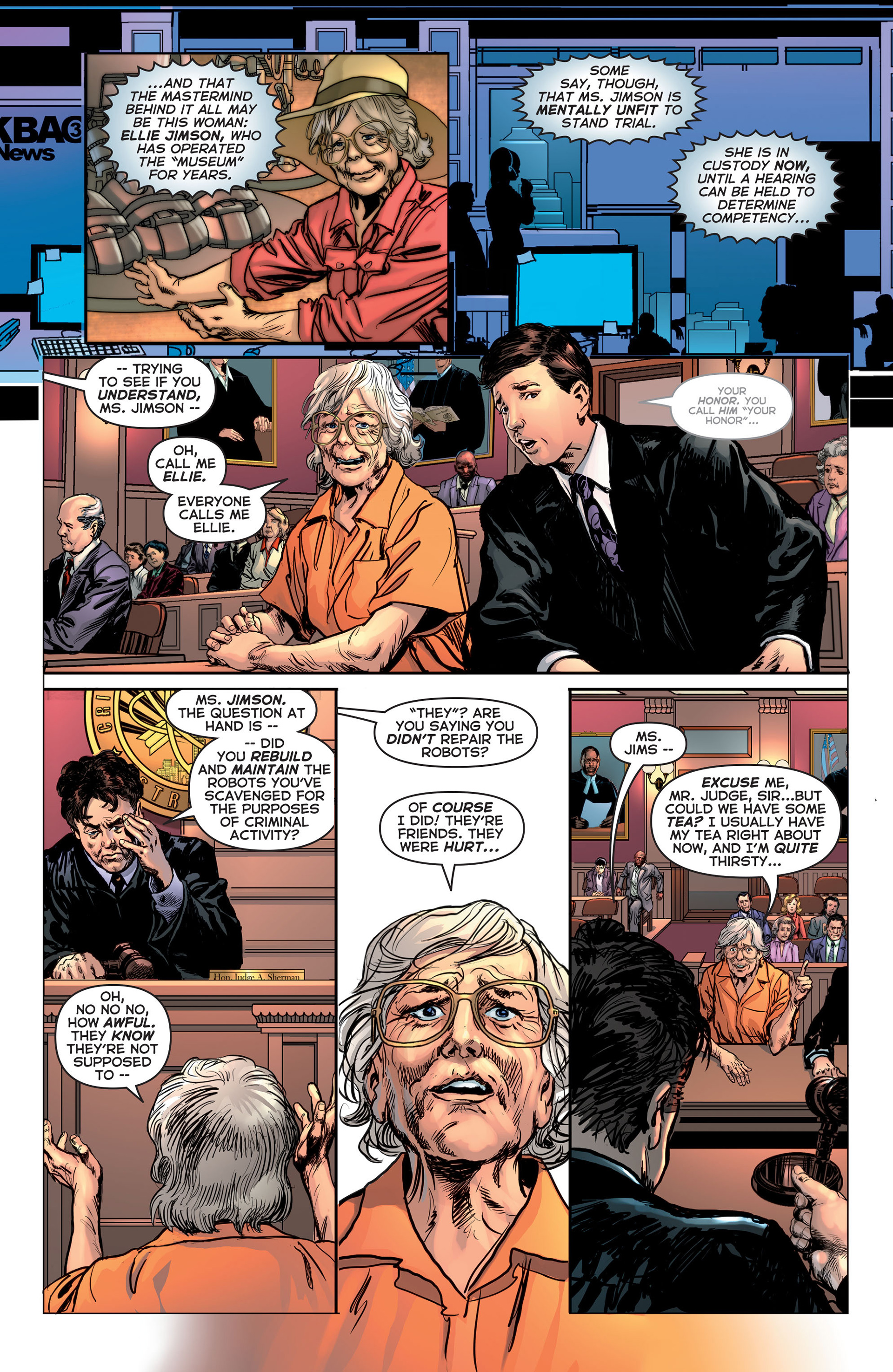 Read online Astro City comic -  Issue #15 - 3