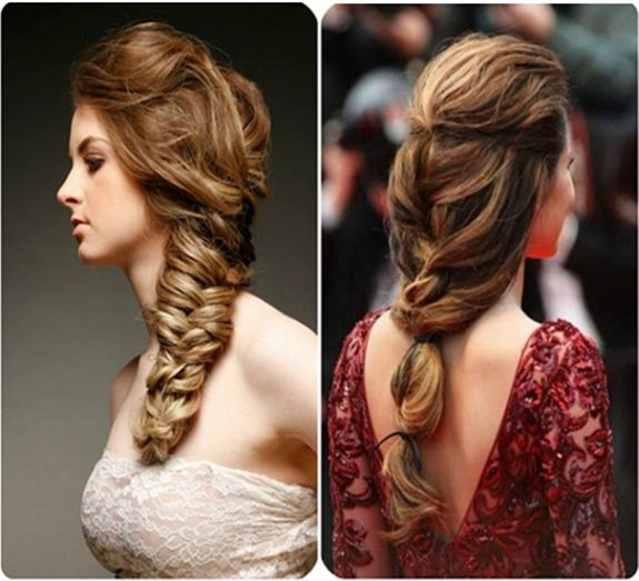 Latest Party Hairstyles For Girls & Women