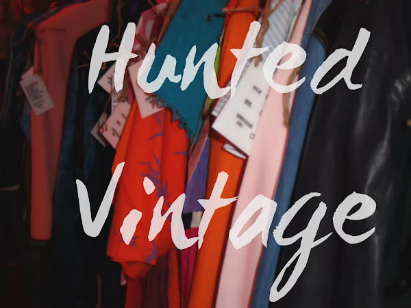Hunted Vintage: For The Rebels and The Rogues