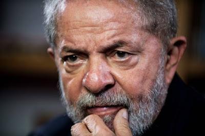 URGENTE: MPF pede à Justiça rejeição de recurso e prisão imediata de Lula