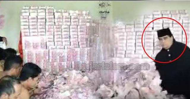 Polisi Kerahkan Ribuan Personil Untuk Tangkap Dukun Pengganda Uang ini