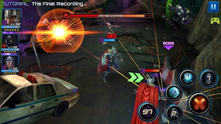 MARVEL Future Fight v4.0.1 Apk Mod No Cooldown Skills
