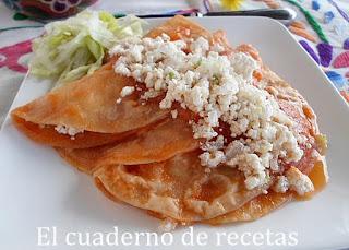 Entomatadas (Cocina mexicana)
