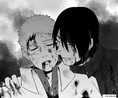 Naruto mati