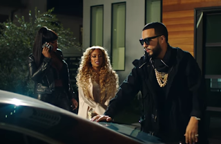 Keyshia Cole 'You' Music Video Ft. Remy Ma, French Montana