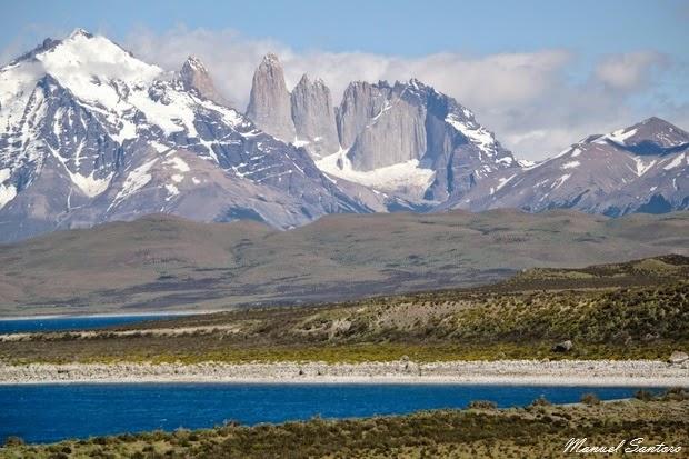 Parco Nazionale Torres del Paine, Laguna Sarmiento