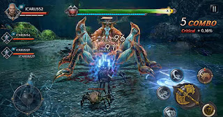 Icarus M (KR) MOD Apk Data Obb [LAST VERSION] - Free Download Android Game