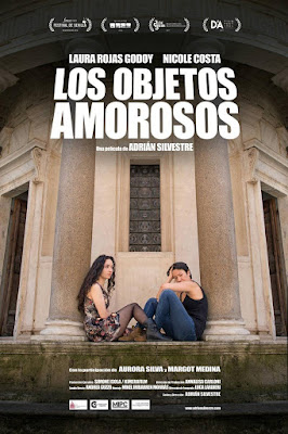 Los Objetos Amorosos 2016 DVD R2 PAL Spanish