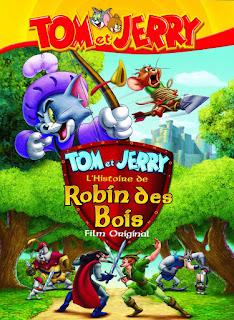 Tom y Jerry Robin Hood (2012) Online
