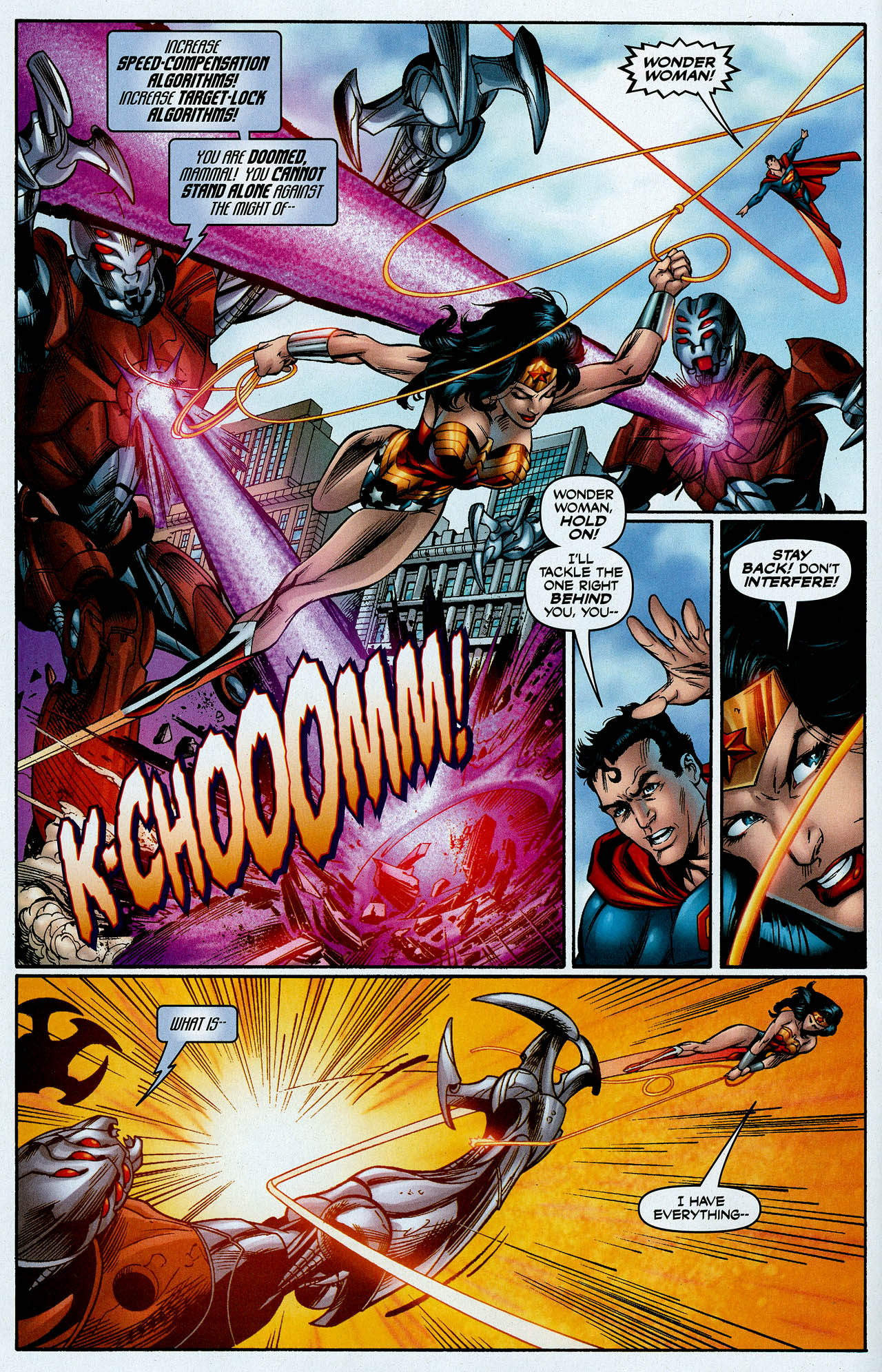 Read online Trinity (2008) comic -  Issue #2 - 14