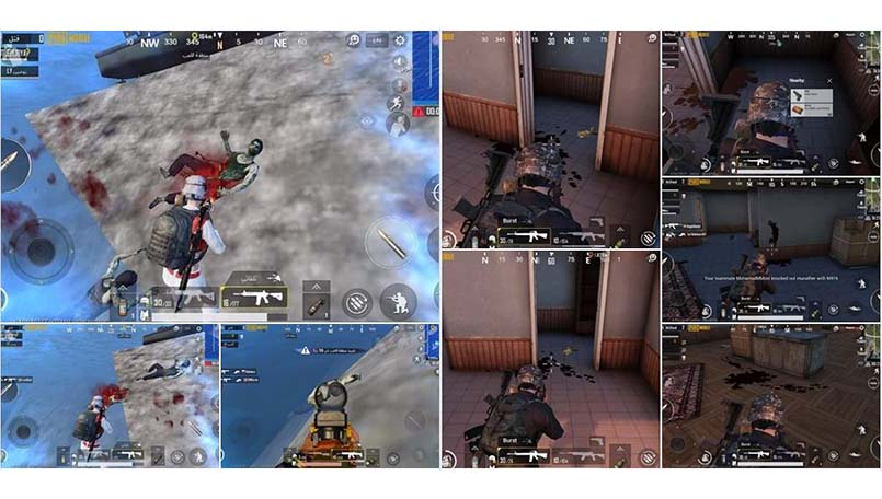 PUBG Mobile] – Dragons, Zombie,New Weapons, Vikendi Night Mode and