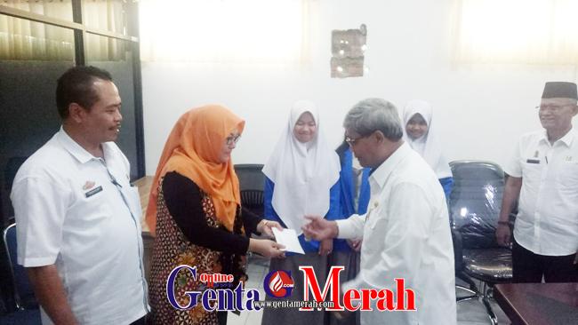 Tanpa Biaya Pemerintah, 9 Siswa SMAN 1 Kotagajah Tampilkan Tarian Lampung di Korsel