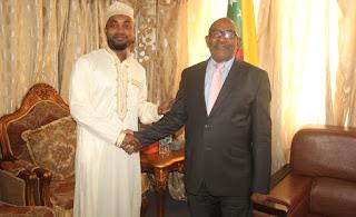 Bajrafil nommé Ambassadeur de l'Union des Comores auprès de l'UNESCO
