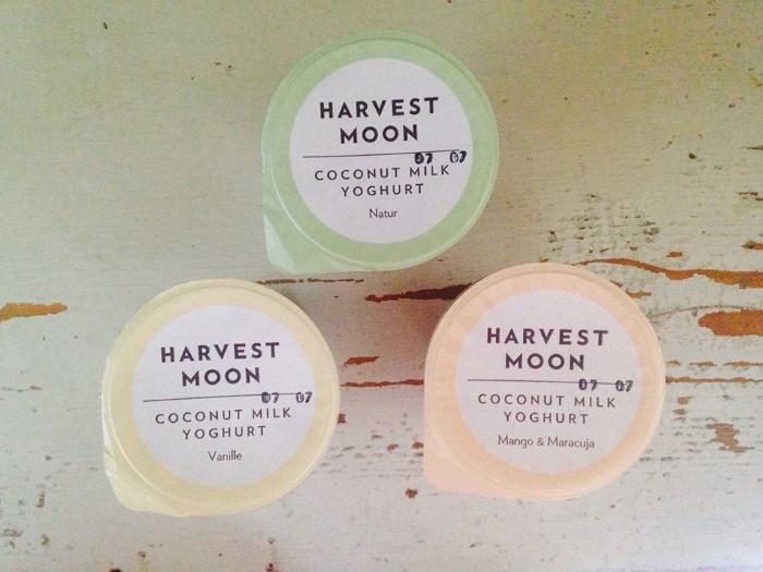 Iogurtes da Harvest Moon