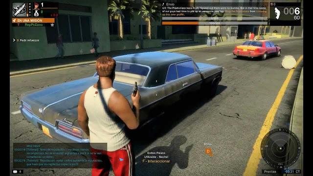 GTA mejor juego estilo libre