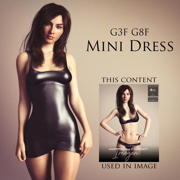Digital Creations - Poser and DAZ Studio content: FREE Mini