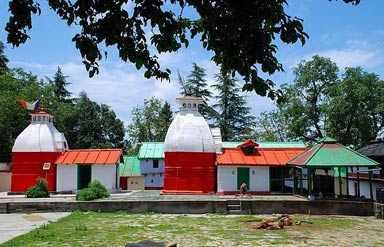 Kyunkleshwar Mandir, Pauri Garhwal