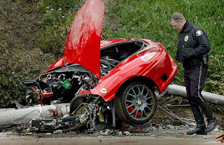 Car Crashes That Happened Recently