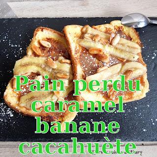 http://www.danslacuisinedhilary.blogspot.fr/2015/11/pain-perdu-banane-caramel-cacahuetes.html