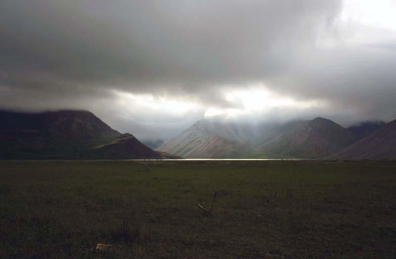 озеро кетачан камчатка