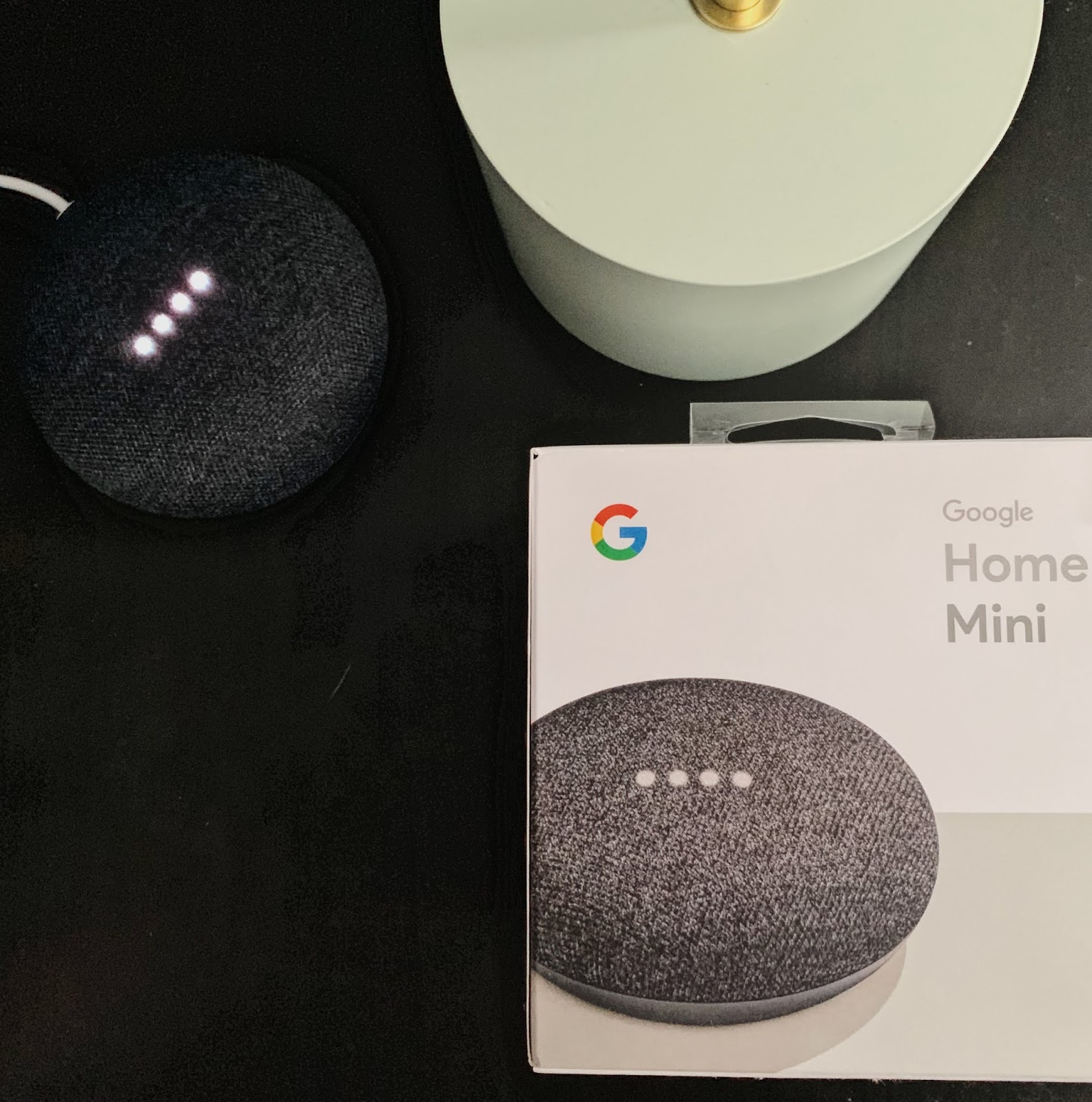 Google Home Mini First Impressions   Ashley in August