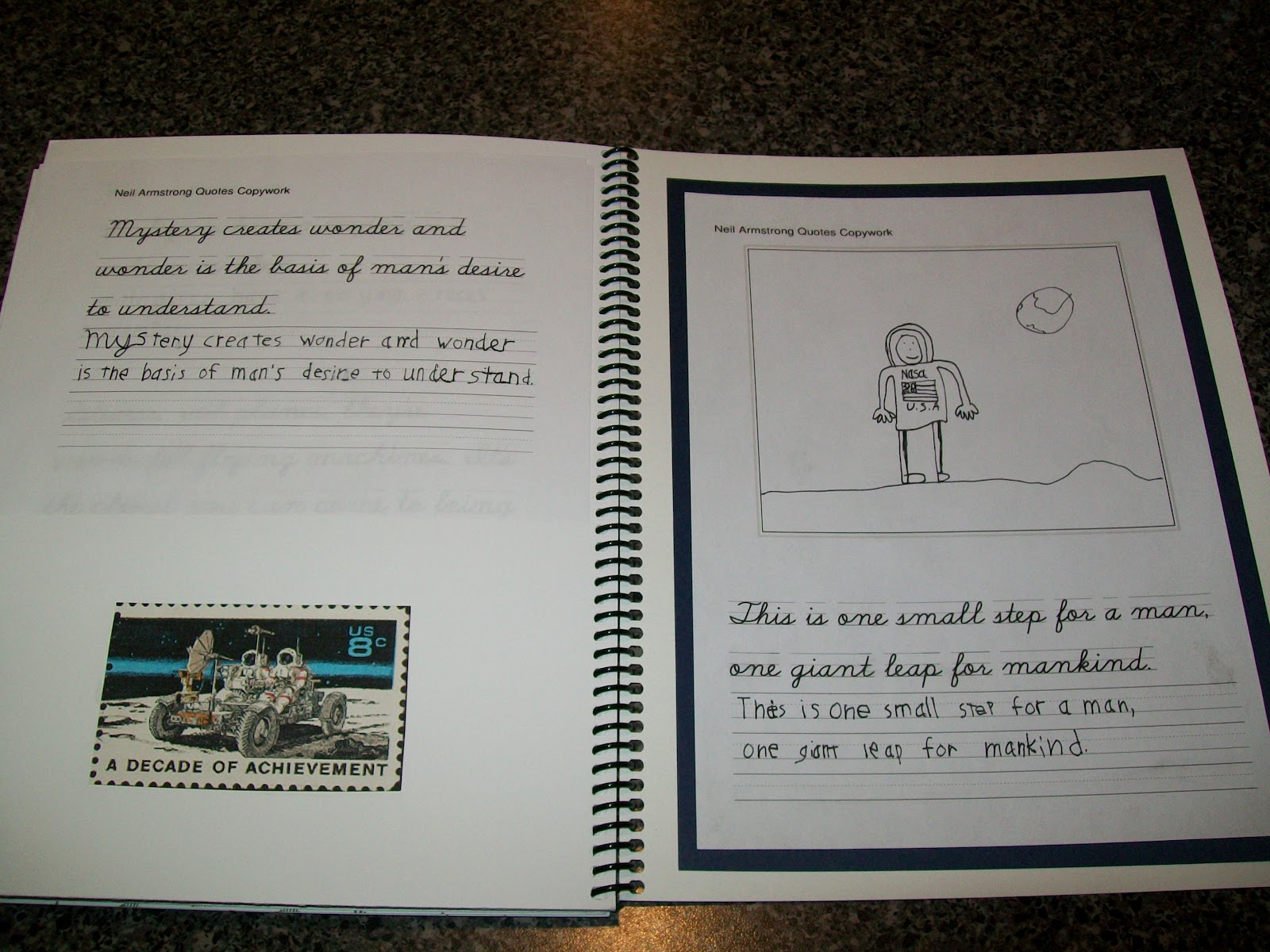 neil armstrong lapbook - photo #11