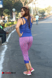 Hot sexy ass of Aswini in tright yoga pants wow sexy ass crack cleavages amazing ass booty of Aswini