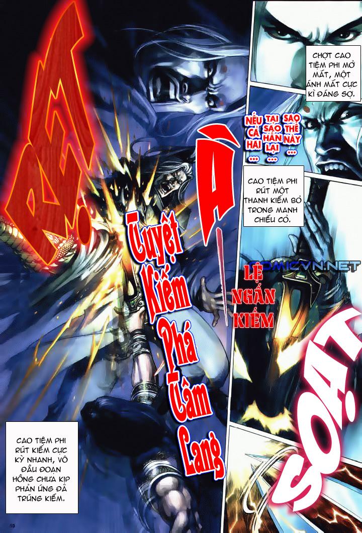 Anh hùng vô lệ Chap 10 trang 16