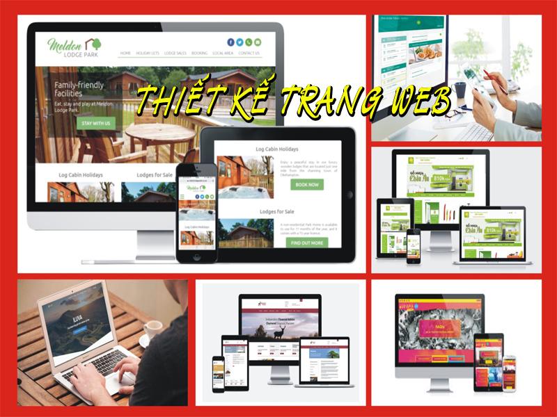 tạo trang web quảng cáo trên mạng