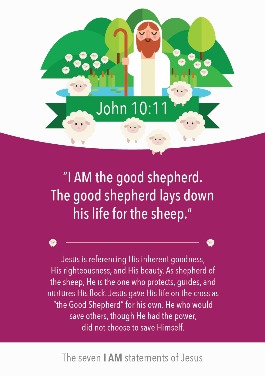 the good shepherd john 10 The good shepherd – john 10:1-10 i introduction a sheep 1 god often uses earthly relationships as portraits of our relationship to him 2 one of the most poignant is the shepherd & his sheep.