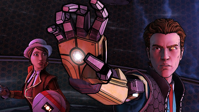 Tales from the Borderlands Free Download Photo