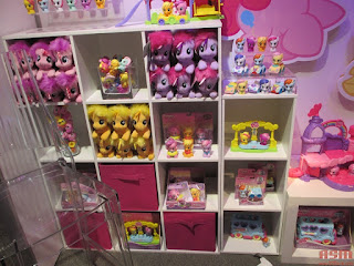 MLP Playskool Friends at the NY Toy Fair 2016