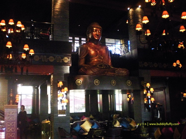The Buddha-Bar Manila Part 1