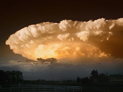 Badai supercell - 5 Fenomena Alam Unik dan Misterius di Dunia