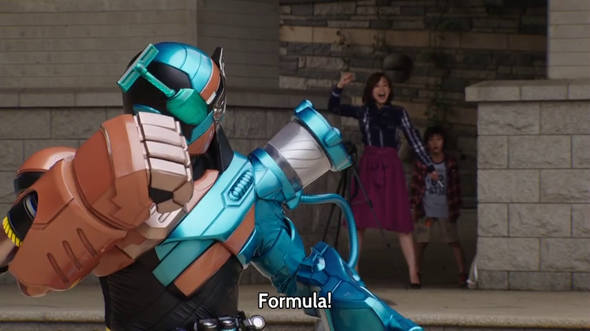 What Kamen Rider Build Episode 3 Could Be Telling Me To