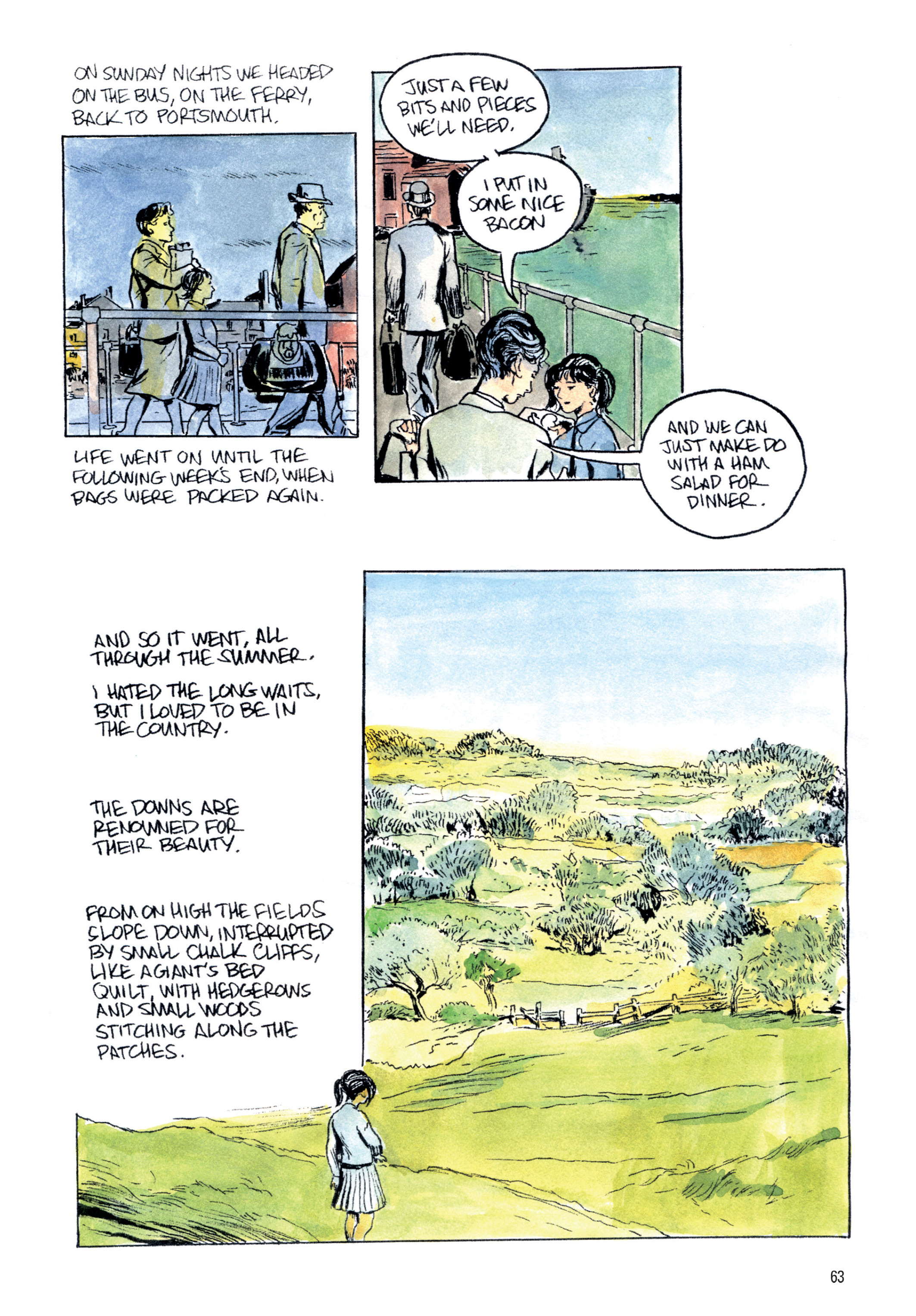 Read online The Late Child and Other Animals comic -  Issue #1 - 60