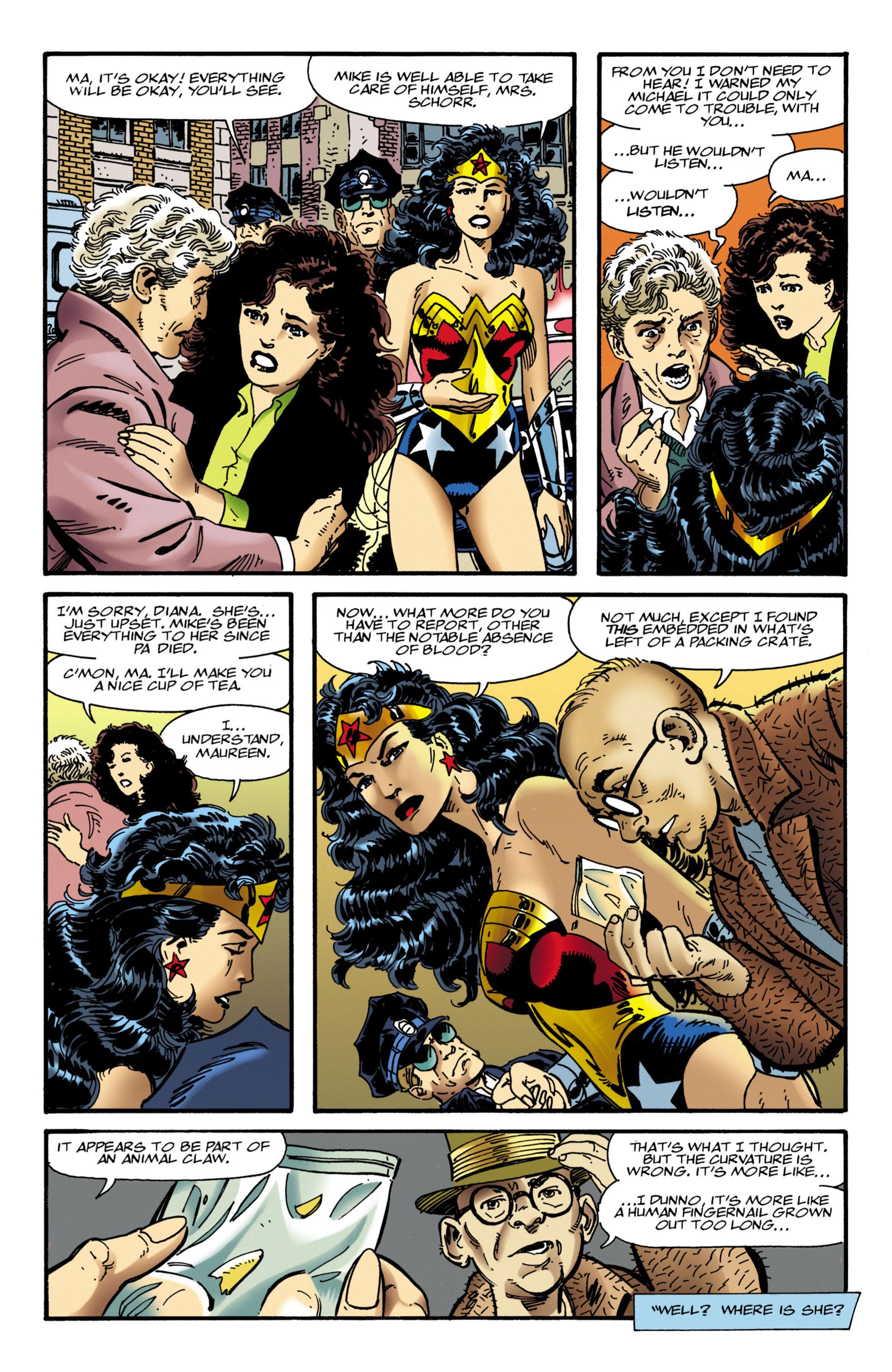Read online Wonder Woman (1987) comic -  Issue #118 - 8