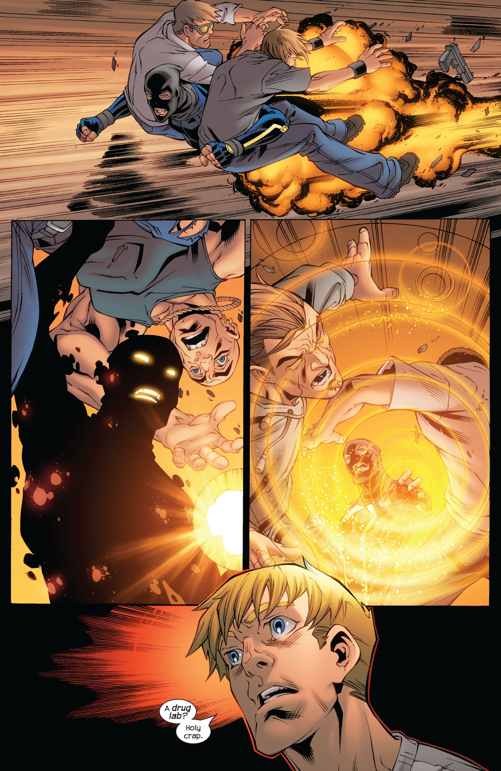 Read online Ultimate X-Men comic -  Issue #75 - 32