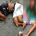 Espancamento: dupla ataca com arma de brinquedo e acaba nas garras do povo