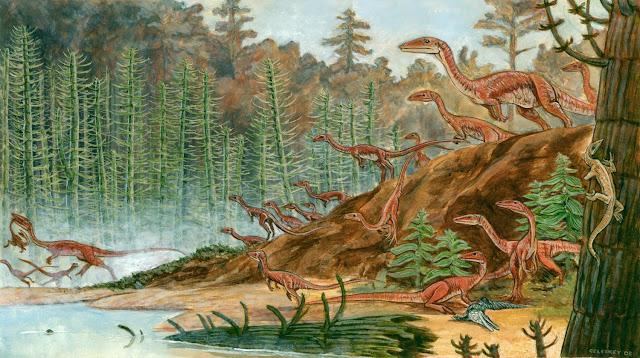 Geoscientists size-up early dinosaurs, find surprising variation