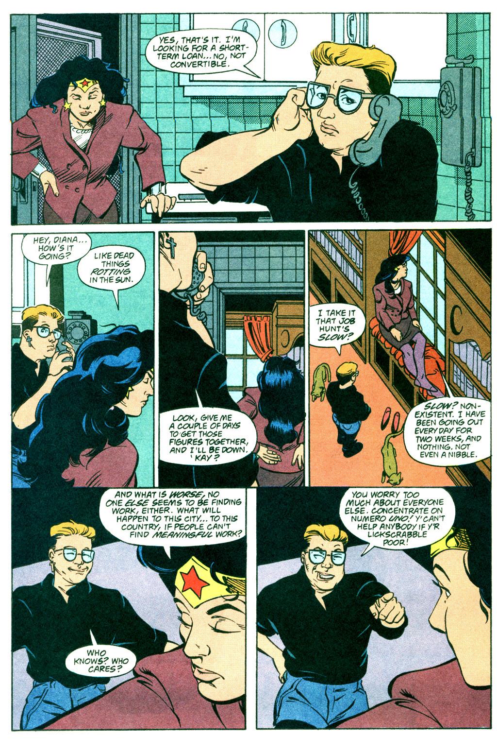 Read online Wonder Woman (1987) comic -  Issue #73 - 12