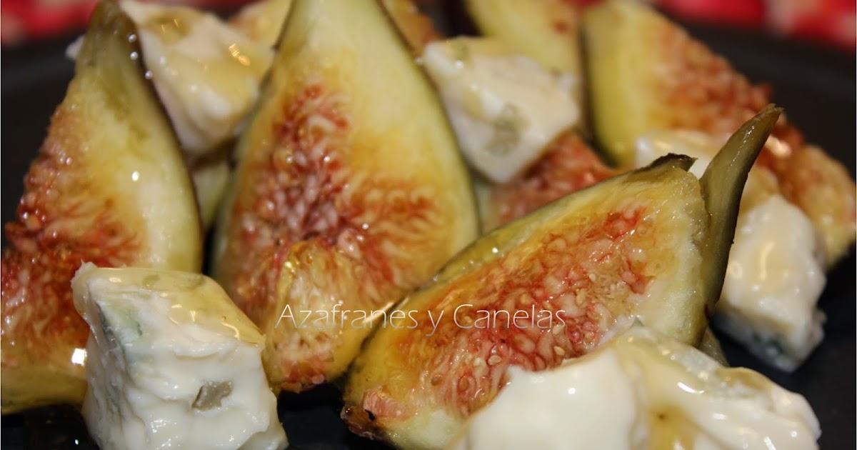 Kitchen Aid Pasta Luxury Cabinets Higos Con Queso Gorgonzola Y Miel | Azafranes Canelas