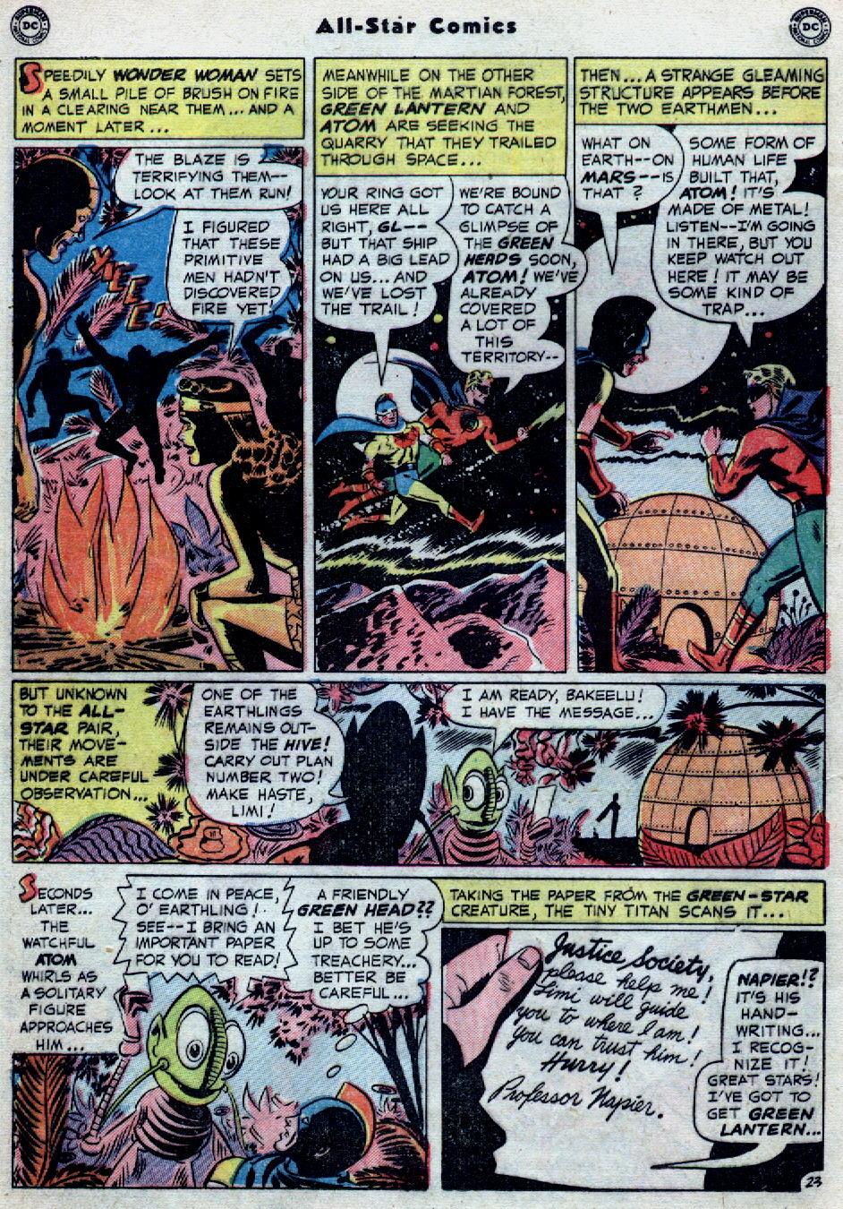 Read online All-Star Comics comic -  Issue #55 - 28
