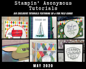 MAY STAMPIN'ANONYMOUS