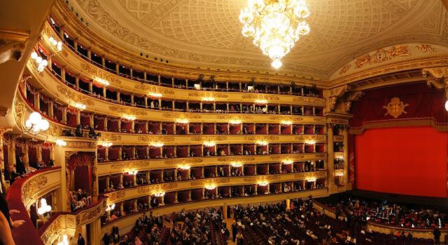 Ingressos para a visita ao Museu La Scala e Teatro em Milão